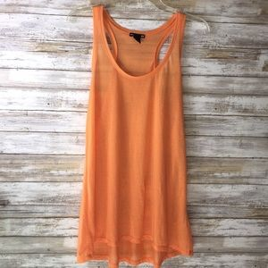 H&M's Basic orange long tank